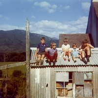 Shed Roof, Glenachulish, 1970s