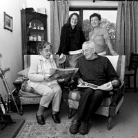 Emma, Mary, Mairi and Jerome